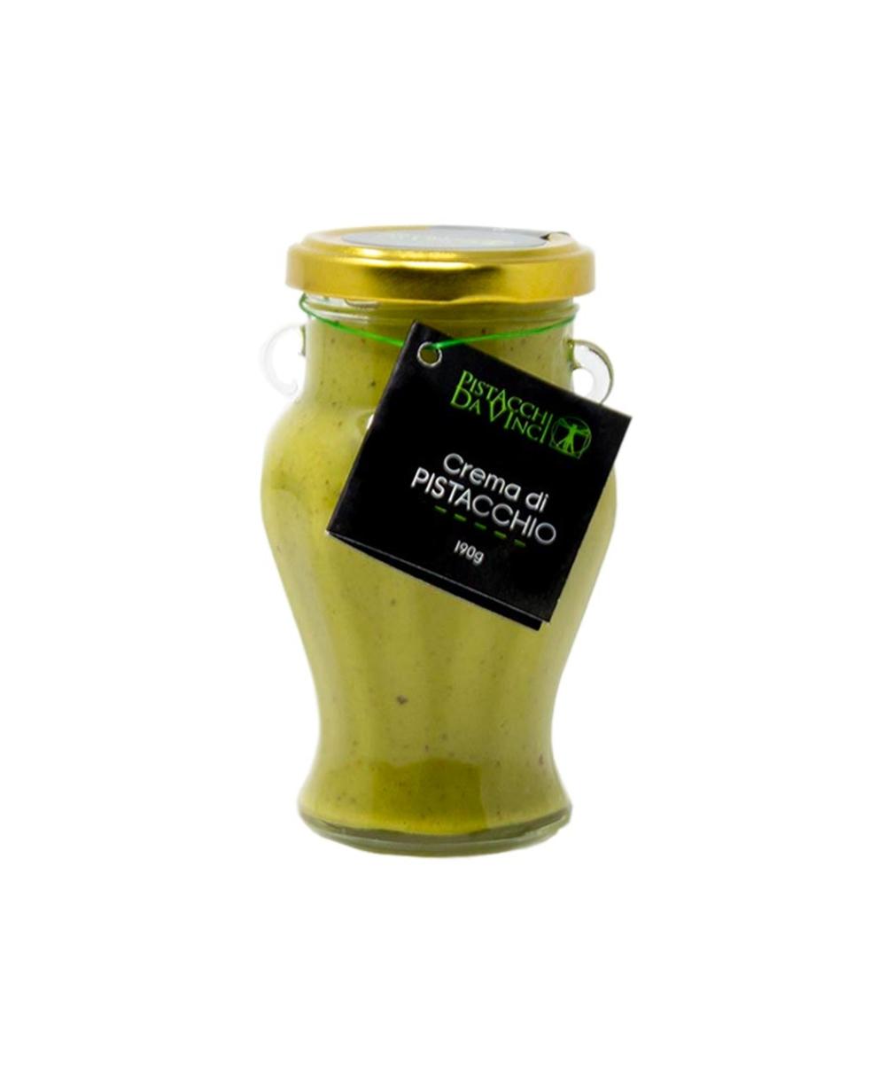 Crema di Pistacchio Anfora - Pistacchi Da Vinci Bronte