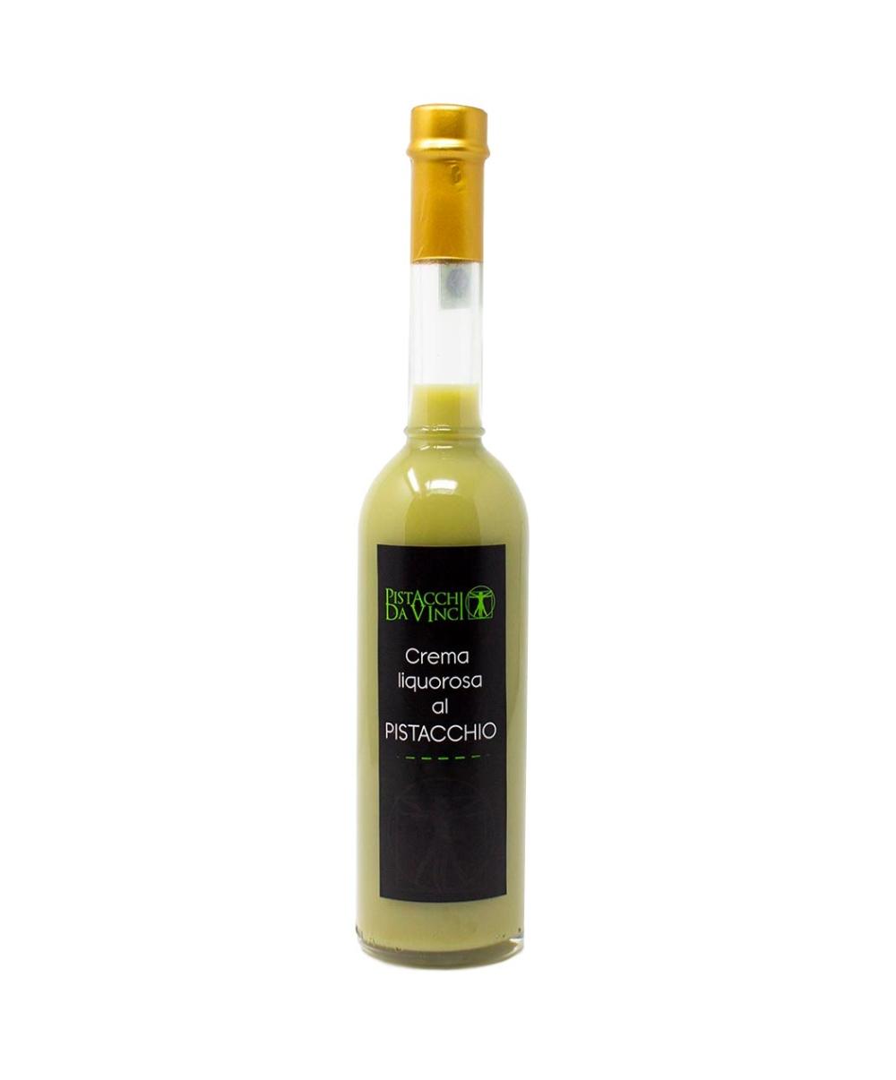 Liquore di Pistacchio - Pistacchi Da Vinci Bronte