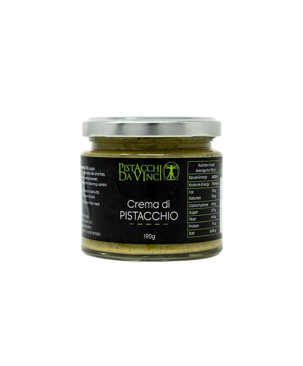 Crema di Pistacchio - Pistacchi Da Vinci Bronte